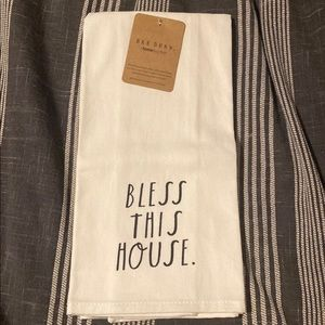 Rae Dunn Set of 2 Kitchen Towels